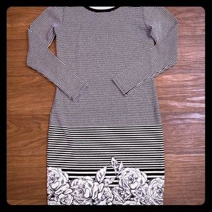Lularoe Debbie Long Sleeve Dress